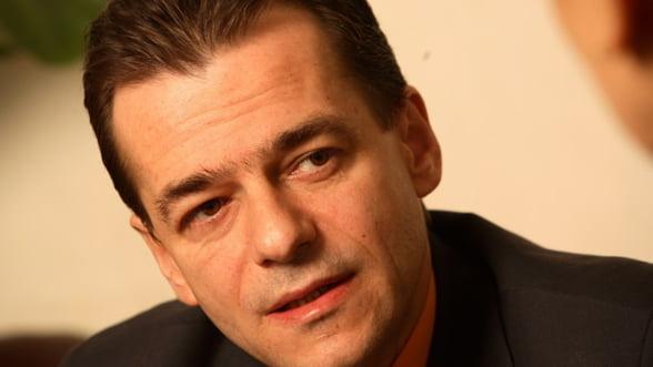 "Infrastructura, ""handicapul"" economiei - Interviu Ludovic Orban"
