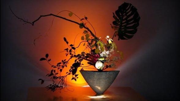 Infrumuseteaza-ti incaperea cu ikebana, arta japoneza a aranjamentelor florale
