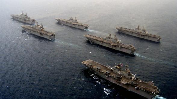 Ingrijorare la Moscova. Americanii isi maresc flota militara