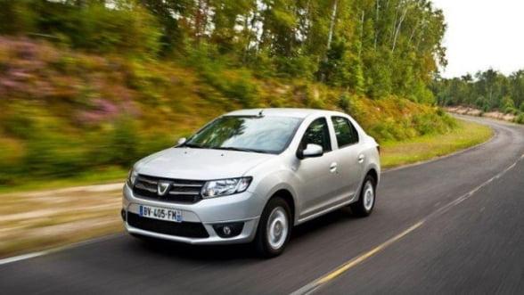 Inmatricularile Dacia in Franta au crescut cu aproape 20%, cel mai mare avans din piata