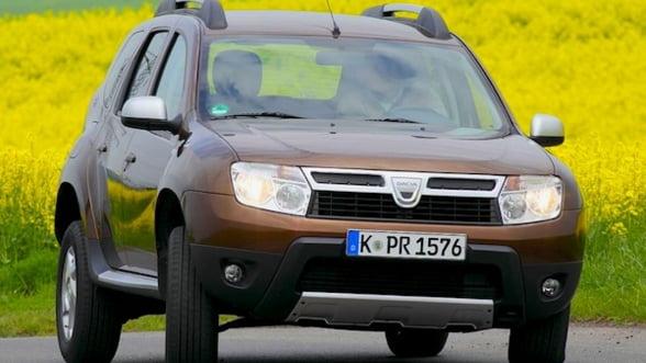 Inmatricularile Dacia in Germania au scazut cu 2,3% in T1