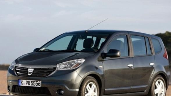 Inmatricularile de masini Dacia in Franta au crescut cu 43,7% in iunie