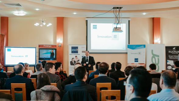 Innovation IT 2017, eveniment business unic si inovator in Maramures