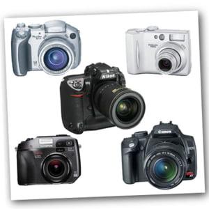 Inovatie si tehnologie activa cu noile camere foto