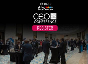 Inscrie-te acum la CEO Conference!