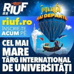 Inscrie-te acum pe RIUF.ro!