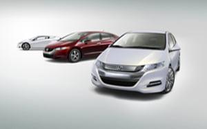 Insight - noul concet hibrid de la Honda