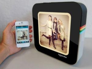 Instacube, rama foto dedicata Instagram, gata de lansare