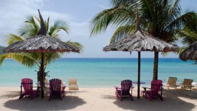Insula din Caraibe unde poti plati totul cu Bitcoin