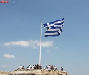 Insule din Grecia, cuprinse de flacari - Locuitori evacuati, mai multi oameni raniti