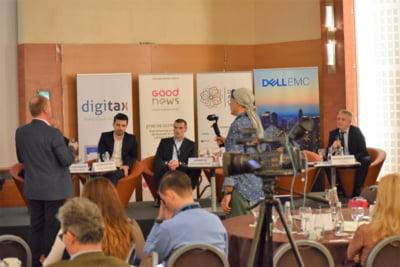 """Intalniri de business si viitoare parteneriate intre Primarii si companii, prin """"Different City-Smart City. Dezbatere Nationala 2017-2020"""""""
