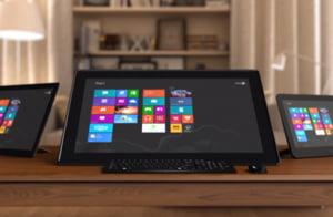 Intel anunta un produs inedit - o combinatie intre un desktop si o tableta