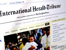 International Herald Tribune devine International New York Times
