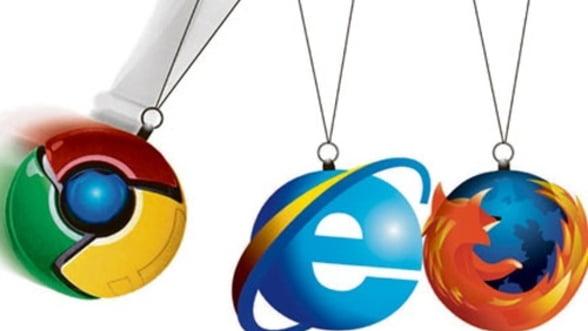 Internet Explorer 8, greu de ucis: Locul II la nivel global
