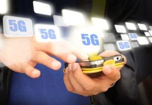 Internet mobil la puterea 5G: Viteza de 65.000 de ori mai mare decat in prezent