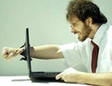 Internetul te scoate din sarite? Vezi ce trebuie sa faci