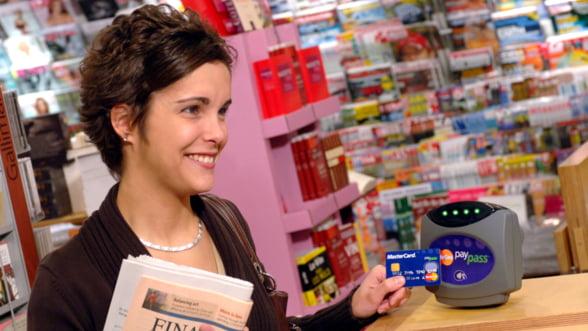 Interviu MasterCard: peste 100.000 de carduri contactless pe piata locala