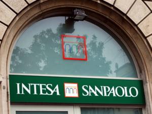 Intesa Sanpaolo Bank intrerupe sambata sistemul de carduri si serviciul de internet banking
