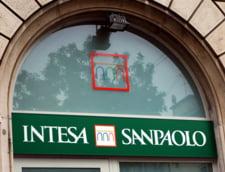 Intesa Sanpaolo anunta un nivel al creditelor neperformante sub media sectorului bancar