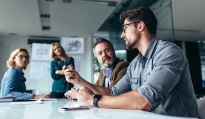 Intoarcerea la birou: cum se reconstruieste entuziasmul echipelor