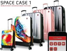 Intra in era digitala cu o valiza smart cum n-ai mai vazut!