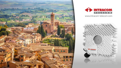 Intracom Telecom furnizeaza solutia sa avansata de Fixed Wireless Access catre Open Fiber in Italia