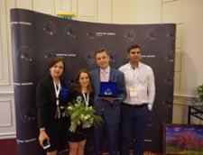"""Intrarom & Genesys au primit premiul pentru """"Cea Mai buna Utilizare a unei solutii tehnologice"""""""