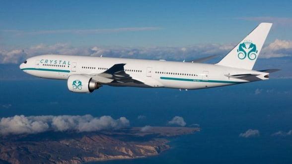 Invata sa calatoresti cu stil la bordul noului avion Crystal Cruises