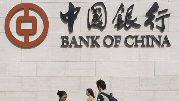 Invazia asiatica: Trei banci chineze intra in SUA