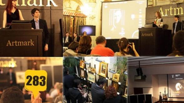 Investeste in arta: Licitatie internationala cu sase cifre
