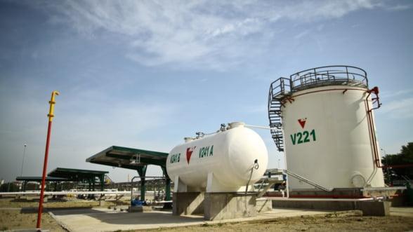 Investitie de 10 milioane de euro intr-un depozit de produse petroliere la Giurgiu