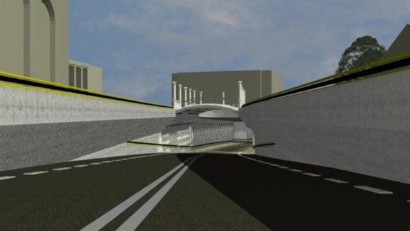 Investitie de 248 de mil. de lei in constructia unui pasaj peste Centura Capitalei-Domnesti