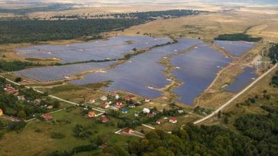 Investitie de 7 milioane de euro intr-un parc fotovoltaic in judetul Sibiu