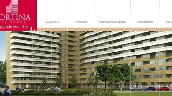 Investitii imobiliare: Scade pretul pentru Cortina Residence la 7,33 miliarde euro