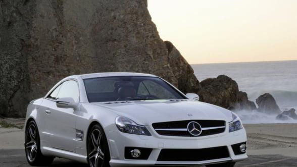 Investitiile in brandul Mercedes au costat Daimler 13% din profit in T2