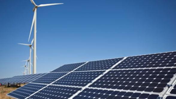 Investitiile in energia regenerabila depasesc 4,4 miliarde de euro in Romania