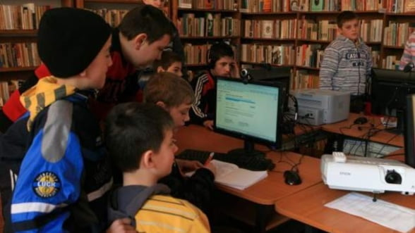 Investitiile statului: 56.000 de lei pentru a conecta o scoala la Internet