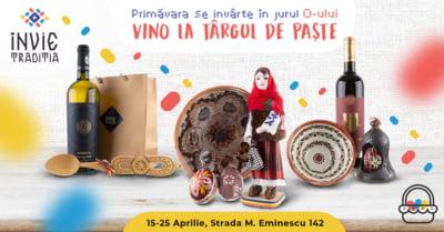 Invie Traditia: Targurile de Paste au inceput deja in Bucuresti