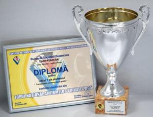Invingatorii crizei, premiati la Topul National al Firmelor 2010