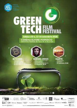 Invitati speciali si cele mai noi documentare despre tehnologie la cea de-a doua editie GreenTech Film Festival
