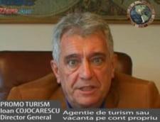 Ioan Cojocarescu: agentie de turism sau vacante pe cont propriu