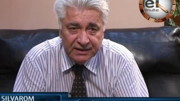 Ioan Marginean, director economic SILVAROM