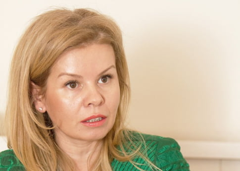 Ioana Filipescu, The Woman in investment banking: Cel mai important atu, curajul