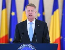 Iohannis: Am suspendat sedinta CSAT. Guvernul sa vina cu un alt proiect de rectificare