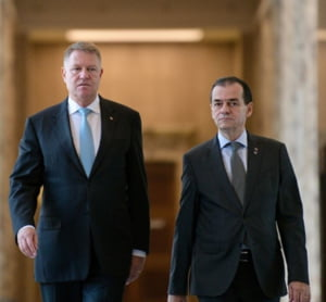 Iohannis: Deficitul va trece de 4%, dar cresterea salariului minim e o necesitate si se va realiza