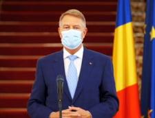 Iohannis: Dupa 15 mai vom putea iesi din casa fara declaratie. Masca va fi obligatorie in spatiile publice inchise