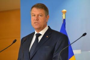 Iohannis: Rusia, responsabila de atacurile criminale din Ucraina. Se impune intensificarea sanctiunilor! (Video)