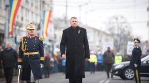 Iohannis, discurs in fata Parlamentului si Guvernului