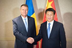 Iohannis, discutii cu presedintele Chinei: Romania este interesata de Noul Drum al Matasii