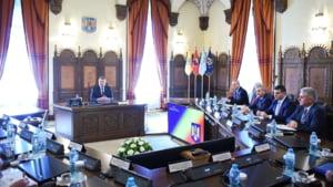 Iohannis a convocat CSAT: Pe masa discutiilor, primul summit NATO al lui Donald Trump
